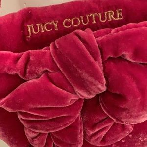 Juicy Couture small  bag with adjustable strap